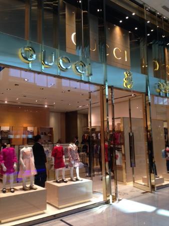 Baby Gucci - Billede af The Dubai Mall 7f340be70f9