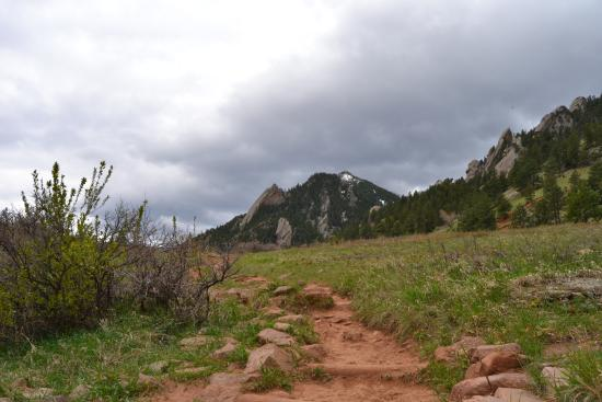 Boulder, CO: Easy to follow trails.