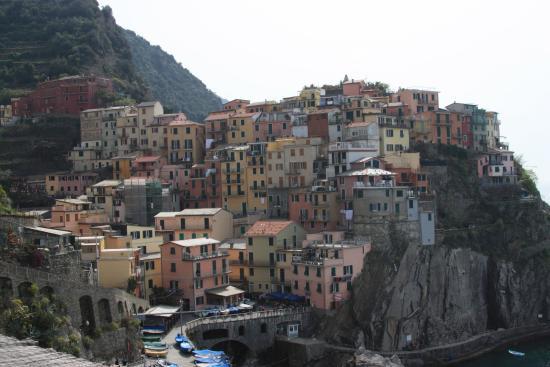 Nessun Dorma Cinque Terre : Corniglia