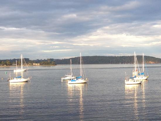 Batemans Bay, Australia: Our view