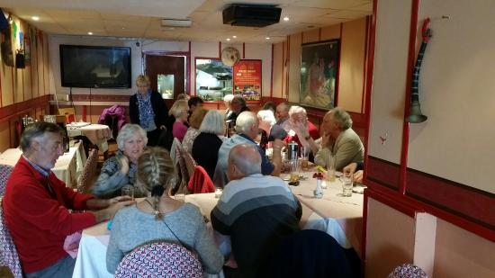 Balti Curries: Lions club Falmouth n Penryn charity 4 Nepal earthquake  1 year remember day