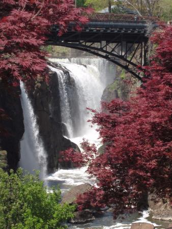 Paterson, Great Falls on the sunny day