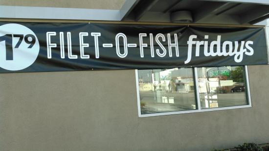 Bellflower, CA: Fish Fridays