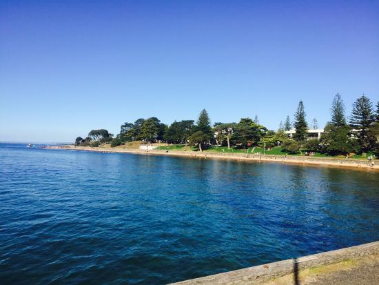 The photos from Phillip Island in Cowes