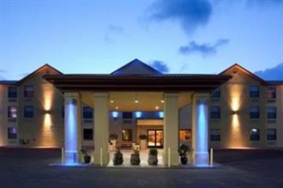 Ruidoso Mountain Inn: main building