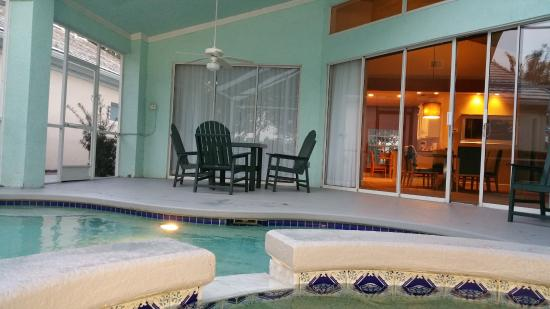 Summer Bay Orlando By Exploria Resorts: Private pool at the Houses of Summer Bay