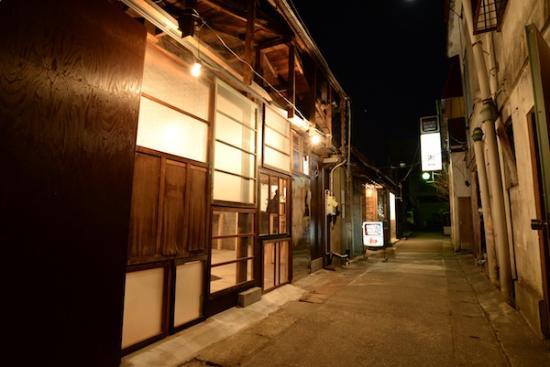 Shinsekai Kanpai Street