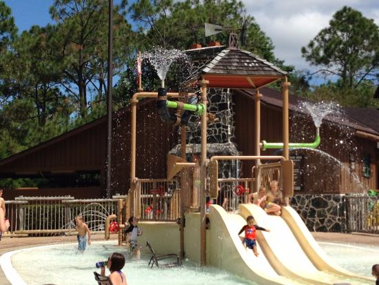 splash zone picture of the campsites at disney s fort wilderness rh tripadvisor com