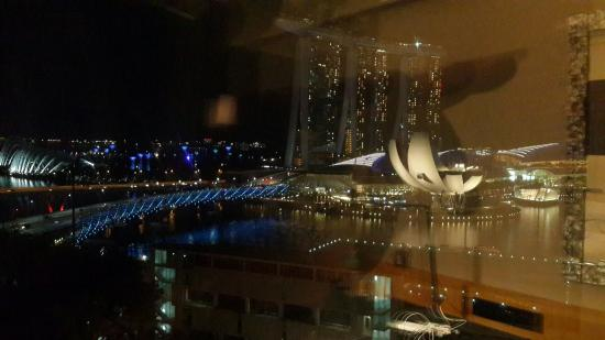 Window View - Mandarin Oriental, Singapore Photo