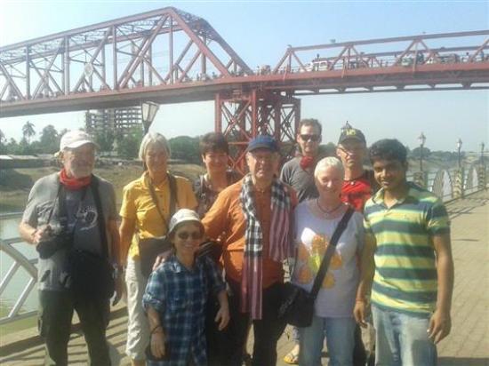 Sylhet City, Bangladesh: Group European Guest