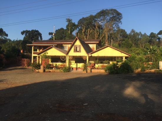 Hoteles en Pitanga