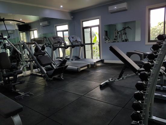 Lae, Papúa Nueva Guinea: Fitness Room