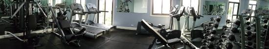 Lae, Папуа – Новая Гвинея: Fitness Room