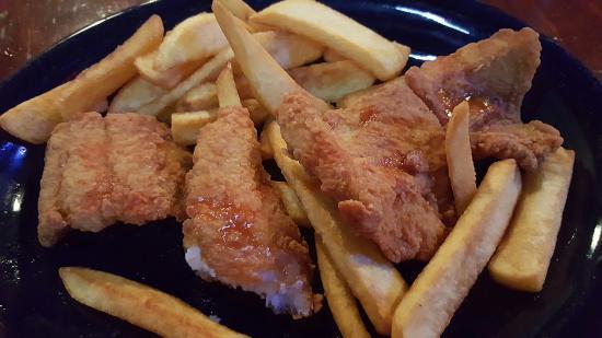 Longwood, Φλόριντα: Catfish n chips
