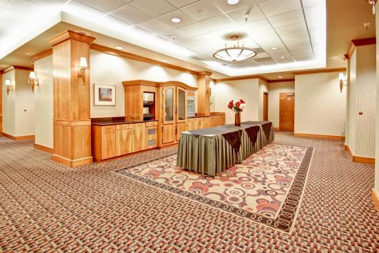 Doubletree Tukwila Meeting Rooms