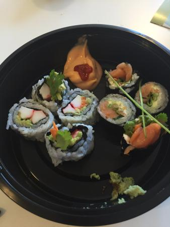 Sushi Bears