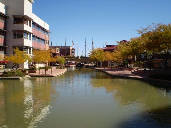 Historic Arkansas Riverwalk of Pueblo: Pueblo Riverwalk