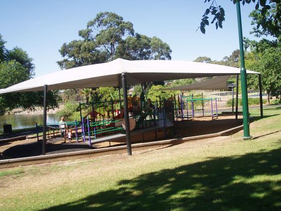 Ararat, Australie : Childrens play area