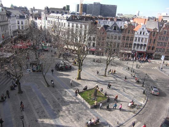 Novotel Brussels Grand Place ภาพ