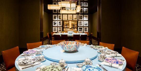private dining room restaurant singapore | Restaurant - Summer Pavilion, Private Dining Room (Bamboo ...