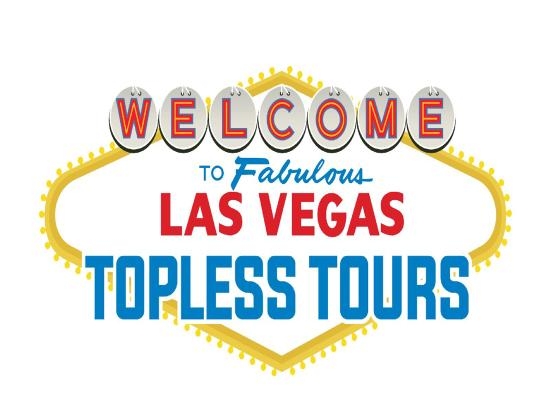 logo picture of las vegas topless tours las vegas
