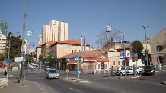 Jerusalem Tower Hotel Photo