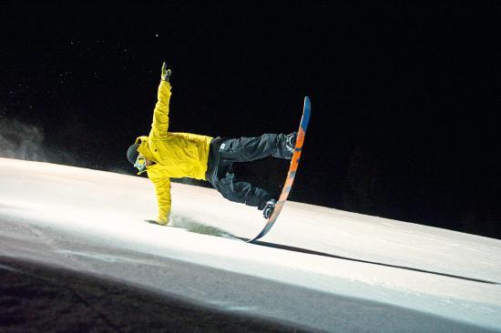 Nachtski Soll: Nighttobogganing, Nightskiing and Snowboarding in the skiwelt söll.