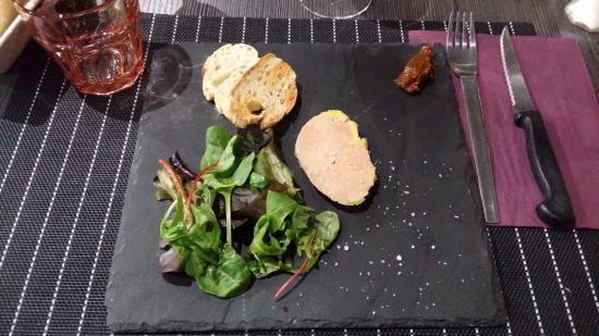 Bernin, Francia: Foie Gras