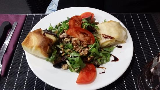 Bernin, Francia: Salade St Marcellin