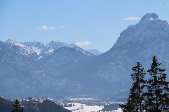 Seeg, Γερμανία: Bergblick