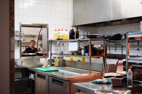 Mount Lawley, Australia: Kitchen
