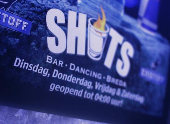Shots Breda