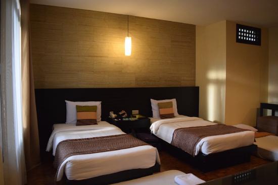 Puteri Gunung Hotel: Room 209