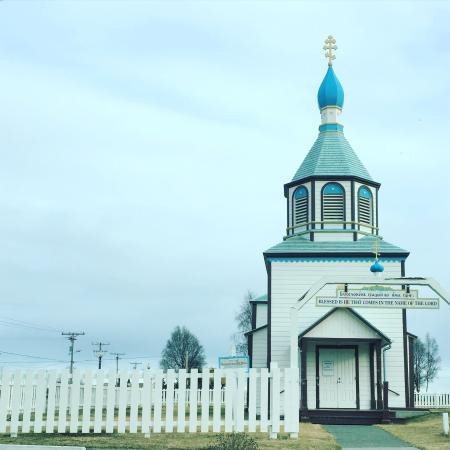 Kenai, AK: Holy Assumption of the Virgin Mary Church