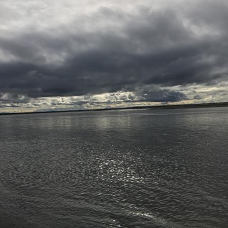 Kenai, Alaska: Great views.