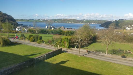 Arthurstown, Irlanda: view from the room