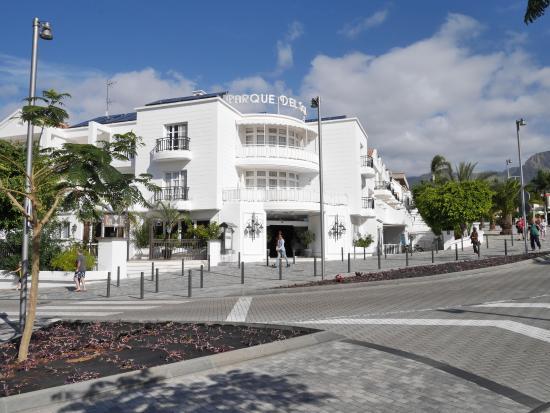 Picture of parque del sol costa adeje for Aparthotel londres centre