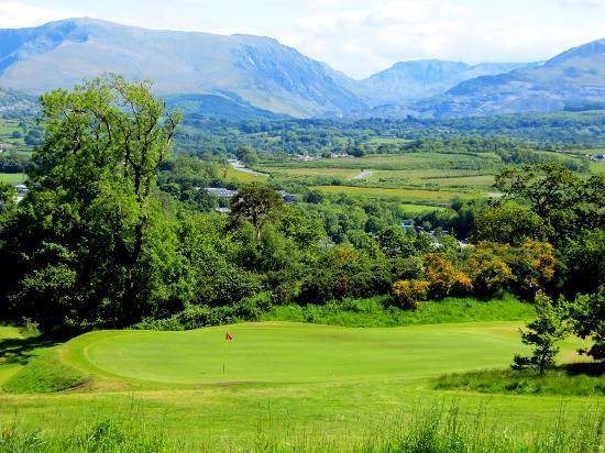Clwb Golff St. Deiniol Bangor Golf Club