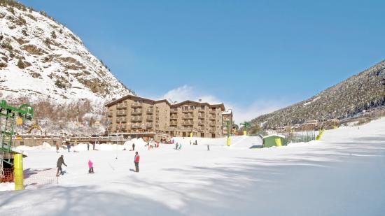 Ski Parador Canaro