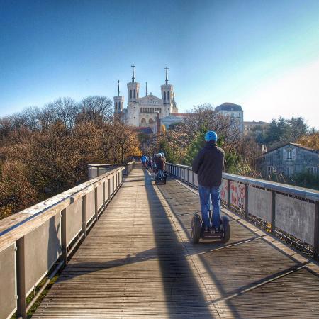 Mobilboard Lyon Segway Tours
