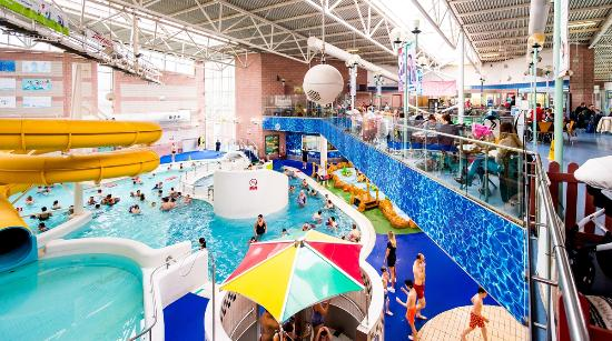Family Hotels Scotland Swimming Pools