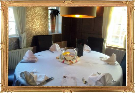 Abbots Bromley, UK: Private Dining Room