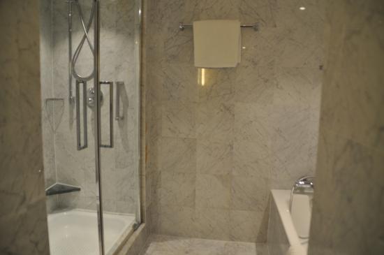 Douche Et Baignoire Separees Picture Of Hilton Brussels Grand