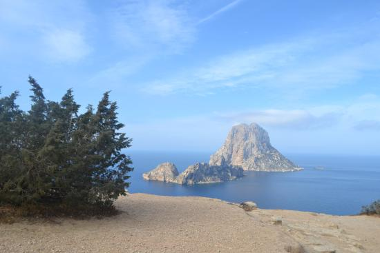 vista dal ristorante - Picture of Es Vedra, Ibiza Town - TripAdvisor
