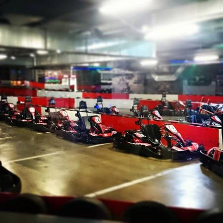 Serebryany Dozhd Karting Center Izmailovo