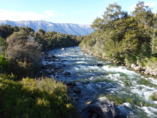 Nelson-Tasman Region, Nueva Zelanda: The Buller River