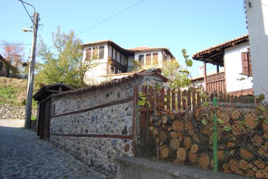 Hotel Alexandrov's Houses