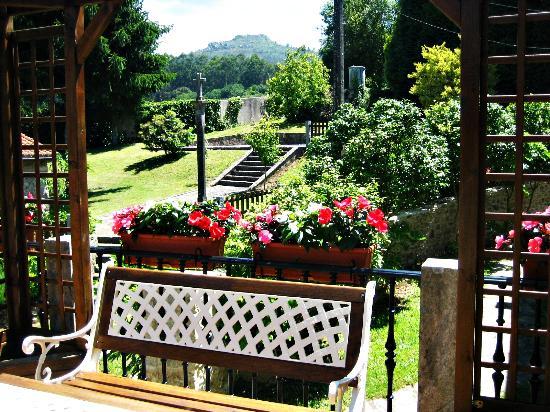 Backyard Deck In Spanish