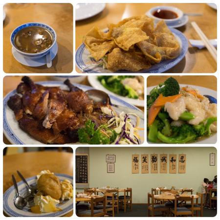Ming Garden Chinese Restaurant : Dinner at Ming , Te Anau