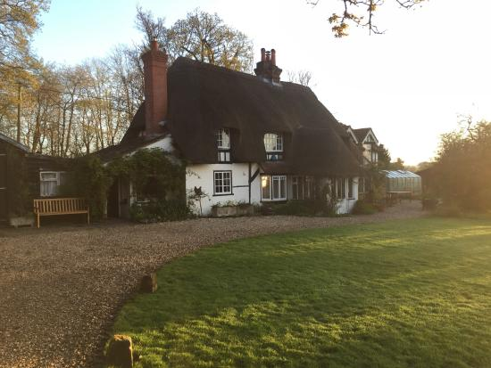 West Tytherley, UK: Farthing Corner Bed & Breakfast